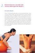 Chronischer Rückenschmerz - Dr. Kade - Seite 6
