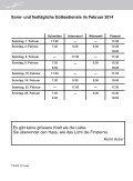 Pfarrblatt Februar 2014 - Pfarrei Wünnewil-Flamatt - Page 2
