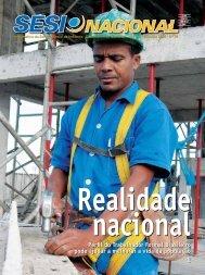 Perfil do Trabalhador Formal Brasileiro pode ajudar a ... - Sesi