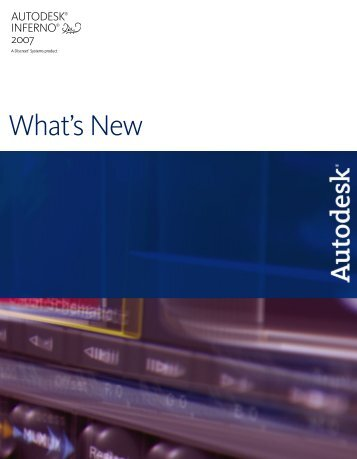 What's New - Autodesk