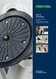 Download PDF (ca. 1,3 MB) - Festool