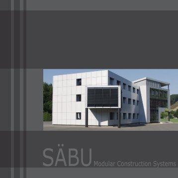SÄBUModular Construction Systems