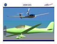 2008 EAS - CAFE Foundation