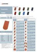 Cennik 2009 dachówek ceramicznych - PG Dachy - Page 6