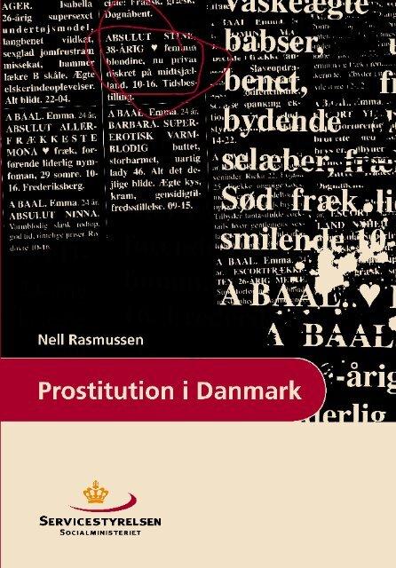 Udenlandske kvinder i prostitution - Socialstyrelsen