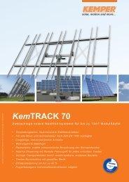 KemTRACK 70 - Kemper