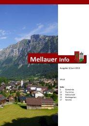 Mellauer Info