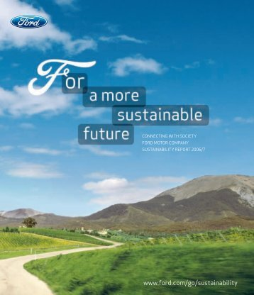 Ford 2006-07 Sustainability Report.pdf