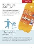 KALLA FAKTA OM SÖTNINGSMEDEL - Coca-Cola - Page 7