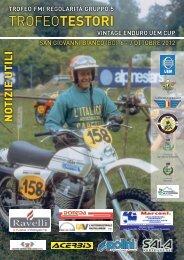 locandina e info (pdf) - Moto Club Bergamo