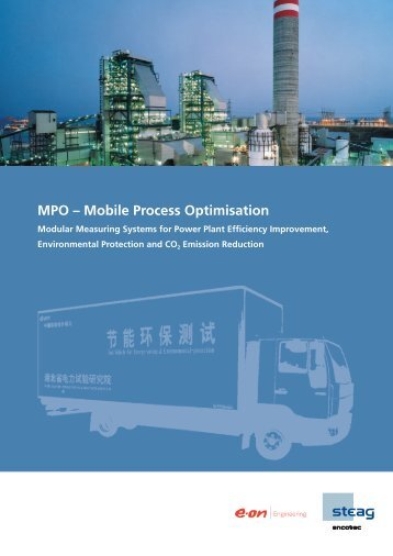 MPO-System Brochure - Energy Manager Training