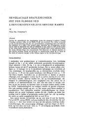 V. - Dansk Geologisk Forening