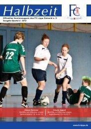 Quartal 4/2012 - FC Lippe Detmold