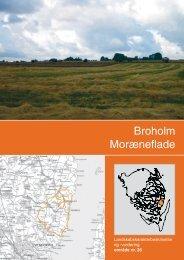 Område 26 Broholm Moræneflade.qxp - Nationalpark Sydfyn