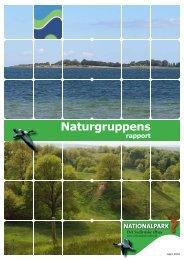 naturgruppens rapport - Nationalpark Sydfyn