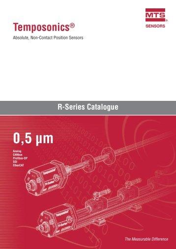 Temposonics R-Serie Katalog - Multiprox