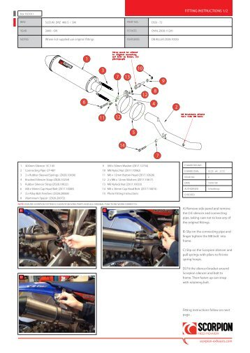 Prozone Fuelsaver International Fitting Instructions