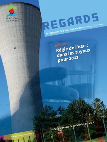 """Regards"" 158, novembre 2011 (pdf - 5,97 Mo) - Ville de Saint Jean ..."