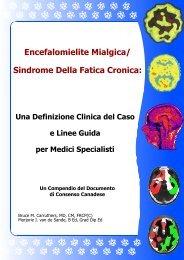 Encefalomielite Mialgica/ Sindrome Della Fatica Cronica: Un ... - meao