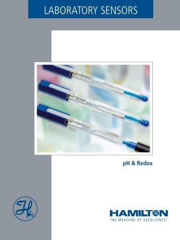 Laboratory Sensors (pH & Redox) - BGB Analytik AG