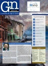 Gienne Marzo 2013 Lettura Web - Garda Notizie