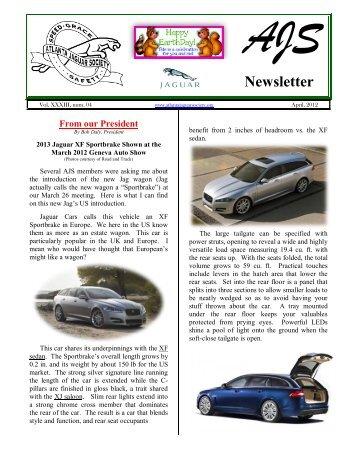 April - The Car Nut