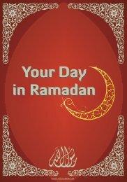 Your Day in Ramadan