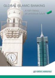 GLOBAL ISLAMIC BANKING - Crédit Agricole CIB
