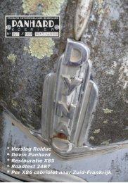 Lees Panhard Koerier 157 online - Panhardclub Nederland
