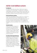 HÃ¥llbart arbete - IF Metall - Page 5