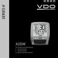 X2DW - VDO