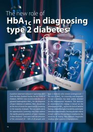 HbA1c in diagnosing type 2 diabetes - Bpac.org.nz