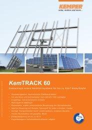 KemTRACK 60 - Kemper