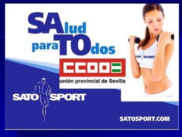 Acuerdo con Sato Sport Sevilla, Santa Justa y ... - Servicios CCOO