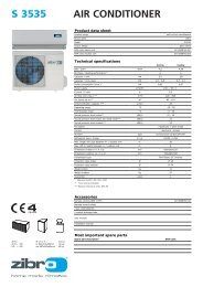 S 3535 AIR CONDITIONER - Feiyue
