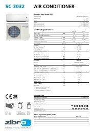 sc 3032 air conditioner