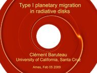 Type I planetary migration in radiative disks