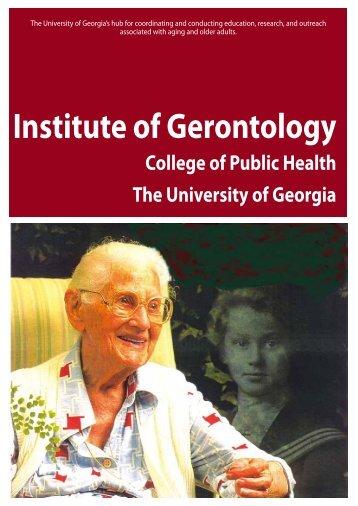 Student Programs - College of Public Health - University of Georgia