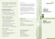 Fachbereich Onkologie - MediClin Staufenburg Klinik