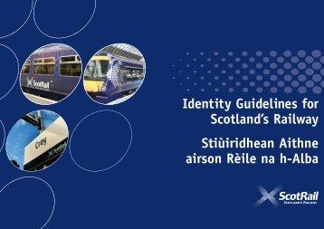 The Identity - Transport Scotland