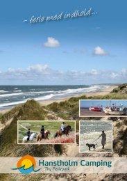 – ferie med indhold… - Hanstholm Camping