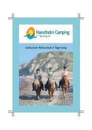 Exklusiver Reiturlaub 4 Tage lang - Hanstholm Camping