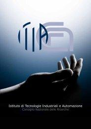 Istituto di Tecnologie Industriali e Automazione Consiglio ... - ITIA-CNR