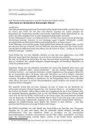Beitrag lesen - Borderline Europe
