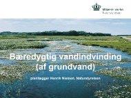 Henrik Nielsen - ATV - Jord og Grundvand