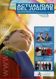NÚMERO 130 DICIEMBRE 2009 El nuevo Conseller de ... - AEFJ