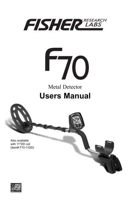 Fisher F70 Reader