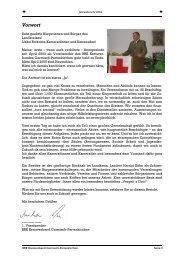 Vorwort - Bayerisches Rotes Kreuz Kreisverband Garmisch ...