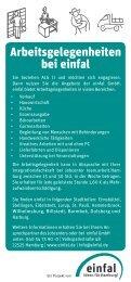 Aktueller Flyer - einfal GmbH