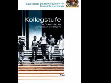 LK GK Fachbereich - Gymnasium Marktoberdorf